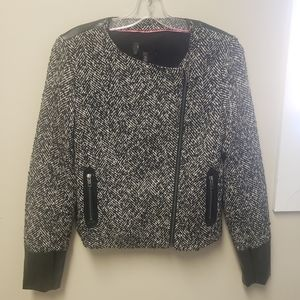NWOT Size 4 Victoria's Secret Zip Up Jacket